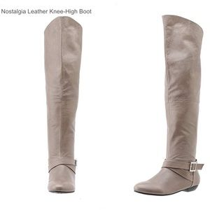 Chinese Laundry | Nostalgia Over the Knee Boot